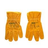 世达 手套 XL 全皮 作业手套 工业防护 干活手套