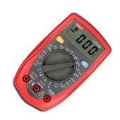 优利德 UT33B/CP7665 数字万用表(第二代) 掌上型 万能表/1个