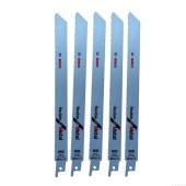 博世 S1122BF 锯片 5支装 马刀 金属切割 马刀锯片 往复锯片 切割片 薄锯片 合金锯片 切片/1盒