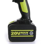 威克士20伏 充电式冲击扳手 锂电无刷
