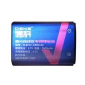 德科绿光锂电池XLBY00-2000