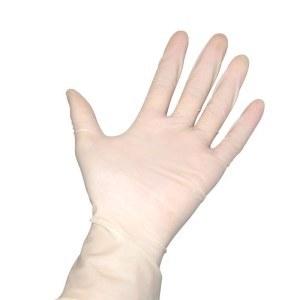 爱马斯一次性乳胶手套(经济型)大号