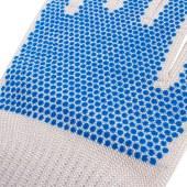 霍尼韦尔ABRATEX GRIP单面点塑高强度尼龙二级防割手套08 1/双