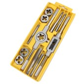 宏远/HOLD-12件公制丝锥板牙套装12件公制
