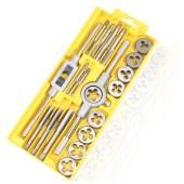宏远/HOLD-20件公制丝锥板牙套装20件公制