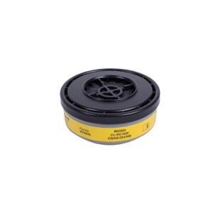 霍尼韦尔有机蒸汽+酸性气体滤毒盒  1/对