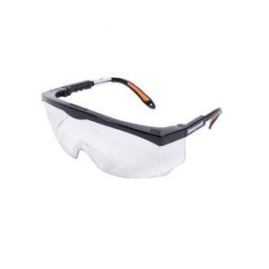 霍尼韦尔S200A 透明镜片 黑色镜框 防雾眼镜