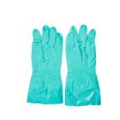 霍尼韦尔NITRI GARD PLUS丁腈手套,绿色9 1/双