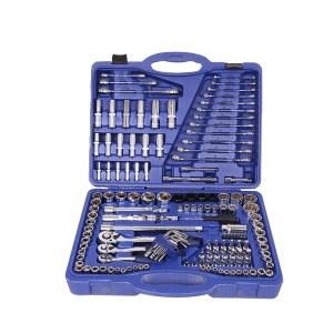长城精工 150件 6.3x10x12.5mm系列 公英制套筒旋具组套工具