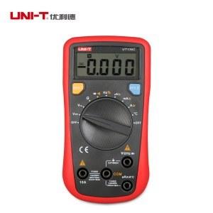 优利德万用表自动量程系列UT136C(1/台)