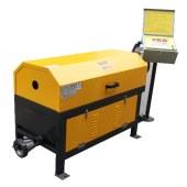 固特机械SGT5-12小型数控液压钢筋调直机水冷降温