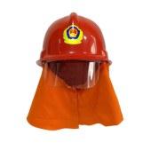 普通消防头盔