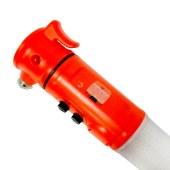 多功能声光报警手电筒(充电款)