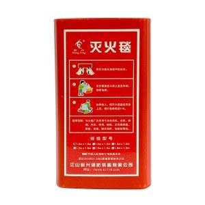 科兴 灭火毯 硬盒 1.2*1.8m