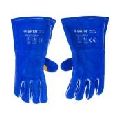 世达 手套 XL 斜指焊接 作业手套 工业防护 干活手套