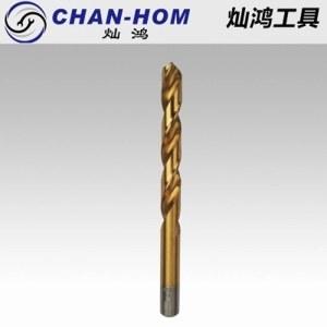 灿鸿M9全磨镀钛麻花钻6.5mm(10支)